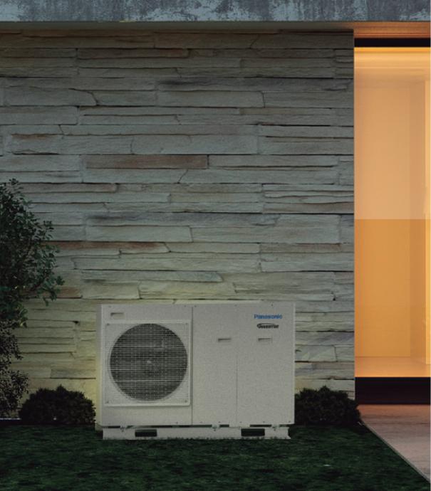 Spar over 50% på din elpris med en luft til vand-varmepumpe